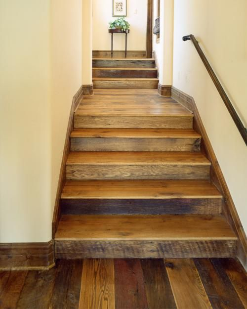 William S Woodworks Wood Stairs: 95 Best Rustic Painted Wood Images On Pinterest