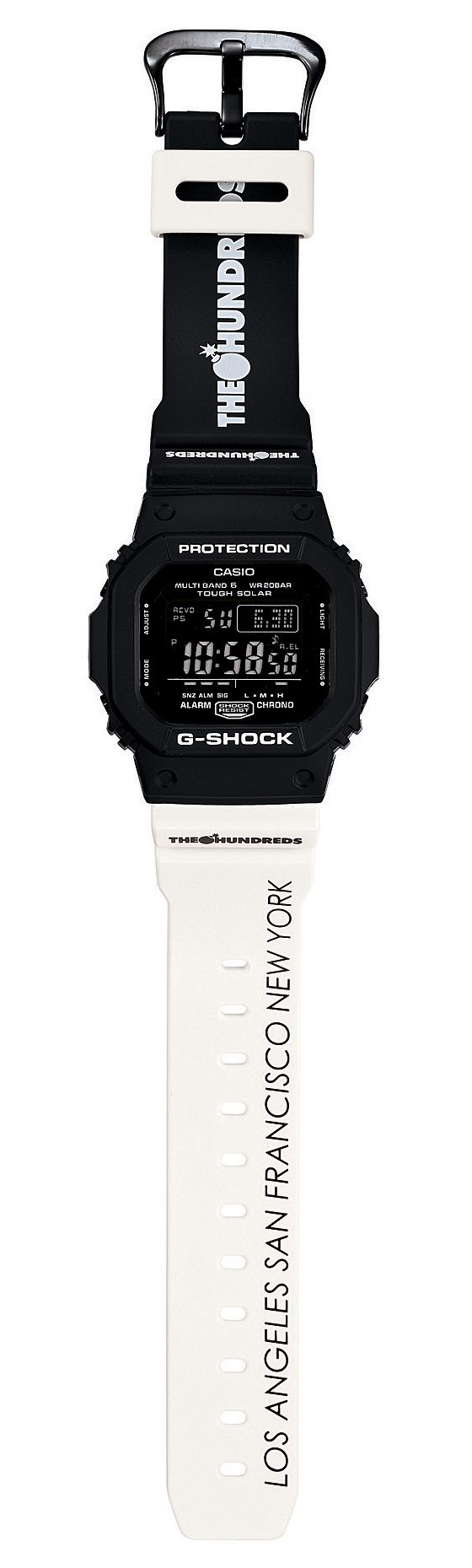G-Shock x The Hundreds colab watch looks sweet