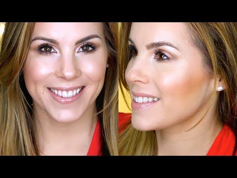 Makeup Products Used L'Oreal True Match Lumi Foundation - N1-2 MAC Studio Finish Concealer - NW20 Urban Decay Naked Skin Concealer - Light Warm MAC Cream Col...
