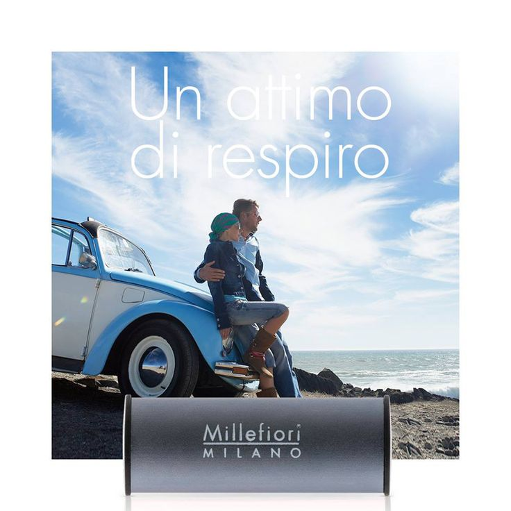 Millefiori Milano – vůně do auta Classic, Studená voda