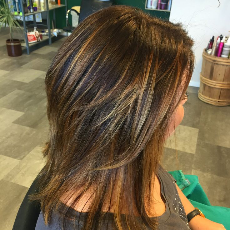 Light ombré with Wella colours and Olaplex
