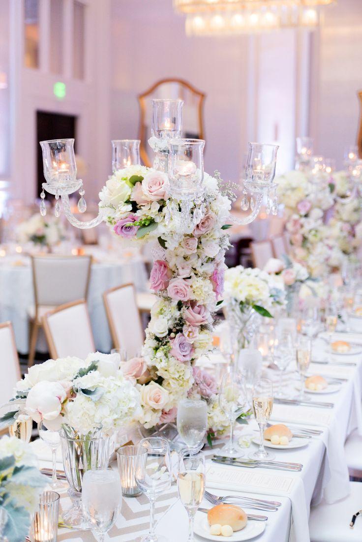 257 best Wedding Centerpieces images on Pinterest | Church ceremony ...
