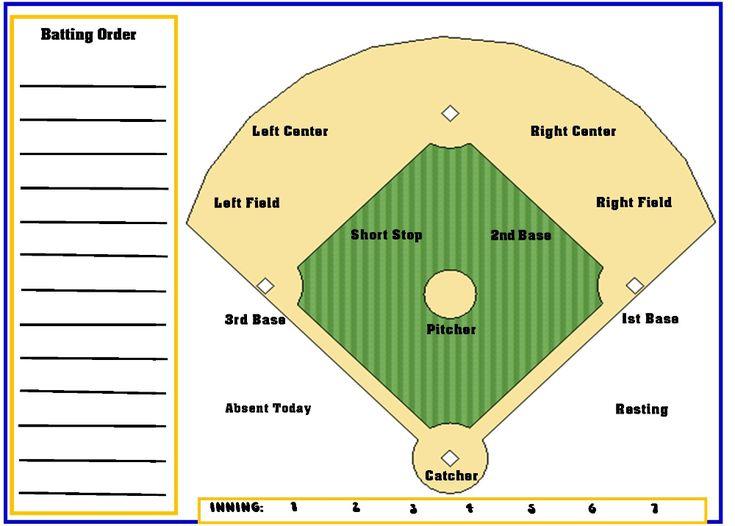 baseball card template pdf