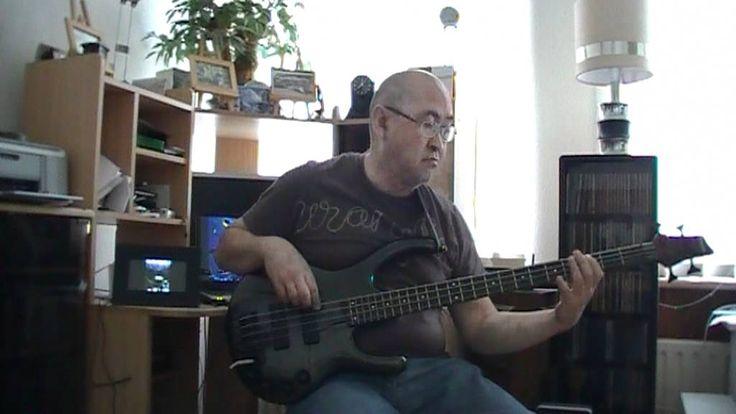 Rock around the clock Bill Halley basscover bob roha