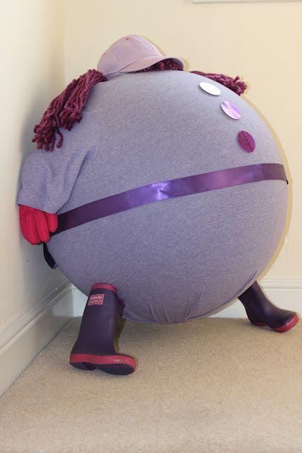 Wonka Party, Violet!!