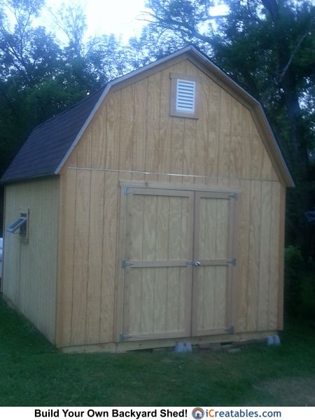 9 Best Images About 10x20 Shed Plans On Pinterest Lean