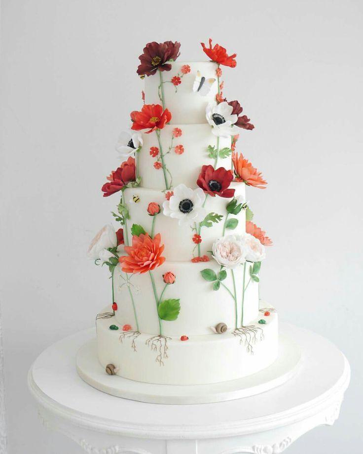 Wedding Cakes Brisbane Wedding Cake Sunshine Coast Gold: 17 Best Images About Cake Designs On Pinterest