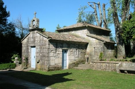Pazo en venta redondela pontevedra galicia casas rurales - Galicia casas rurales ...