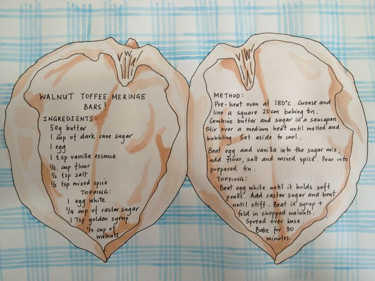 craft group recipe @julielillian