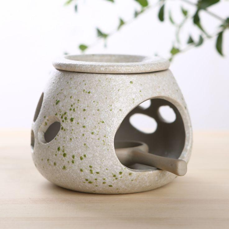 >> Click to Buy << Retro Ceramic Incense Burner Oil Lamp Candle Burner Furnace Bedroom Living Room Aromatherapy Essential Oils Incense Burner #Affiliate