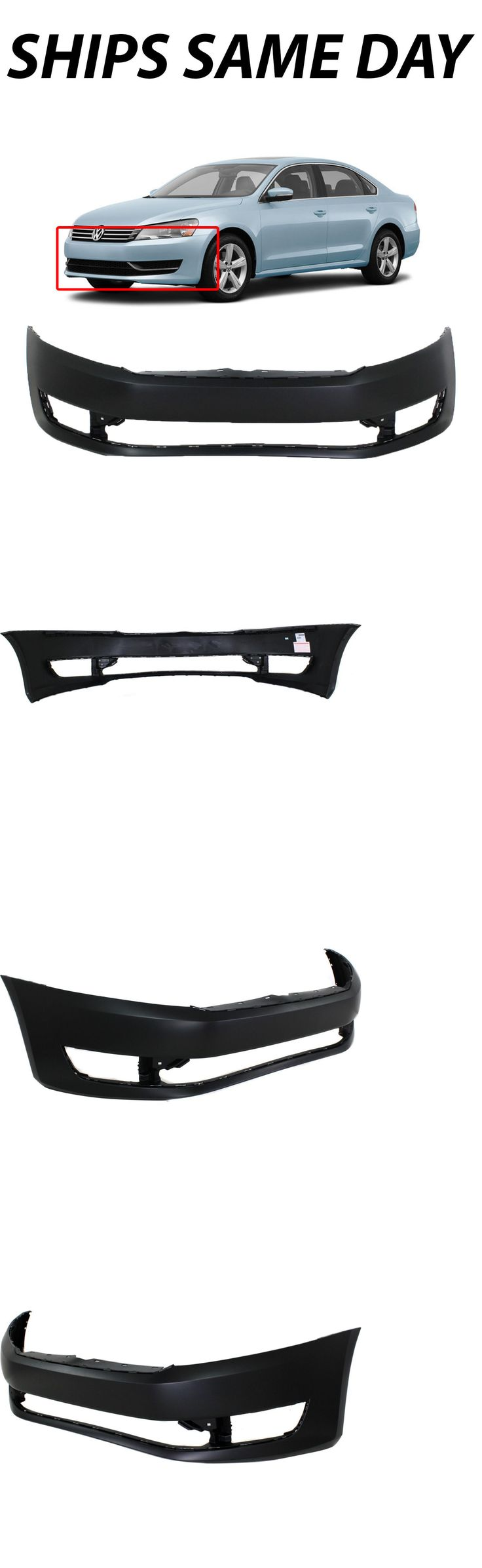 Auto parts general new primered front bumper cover for 2012 2013 2014 2015