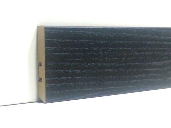 Battiscopa MDF, frassino nero, squadrato 60mm http://www.profiles24.it/1229/battiscopa-mdf-60mm-squadrato-frassino-nero?c=4523