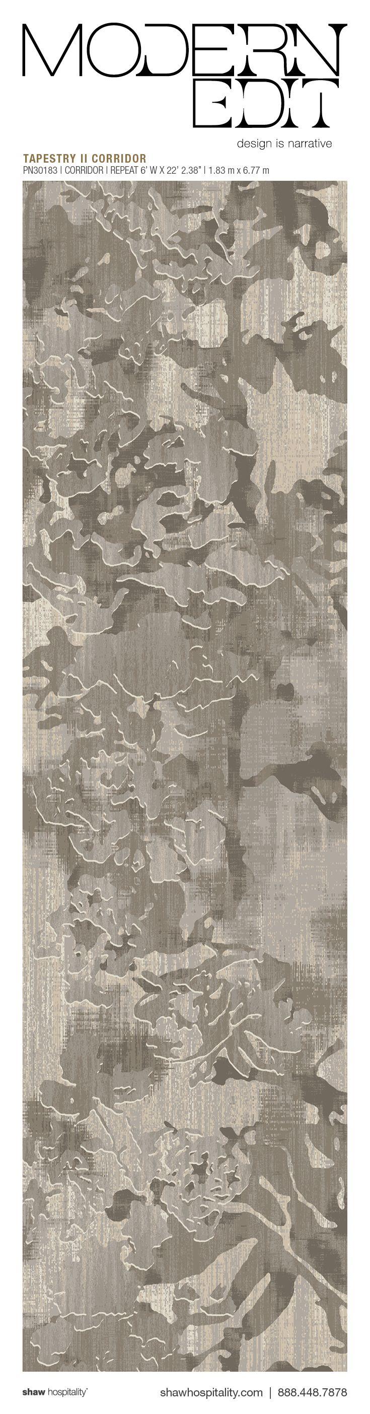 Tapestry ii corridor pn30183 pinterest - Corridor tapijt ...