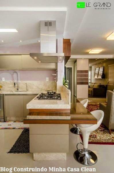 12 Cozinhas De Luxo Modernas!!! Veja Dicas E Modelos! Part 64