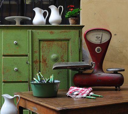 mobili industriali vintage - Cerca con Google