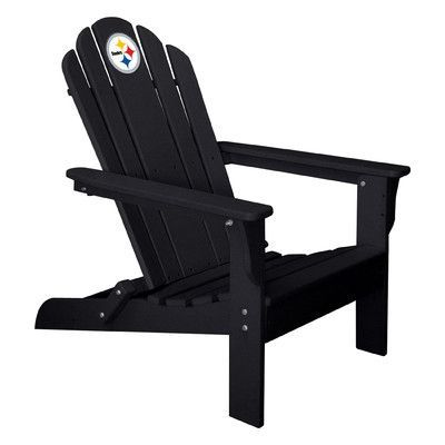 Imperial Nfl Adirondack Chair Nfl Team Pittsburgh