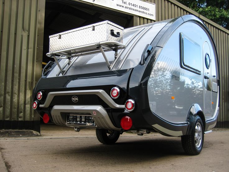 T Off Road teardrop caravan with kick ass luggage box. 110 best Caravan pimpen images on Pinterest   Vintage trailers