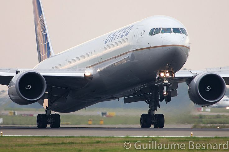 Boeing 767-400/ER United Airlines / Continental Airlines N78060 cn 29455/866