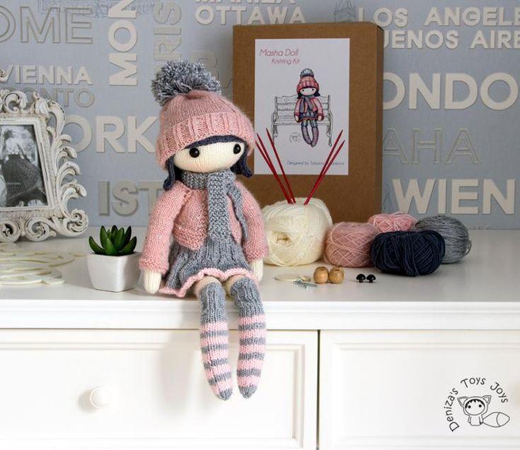 Masha Doll | Craftsy