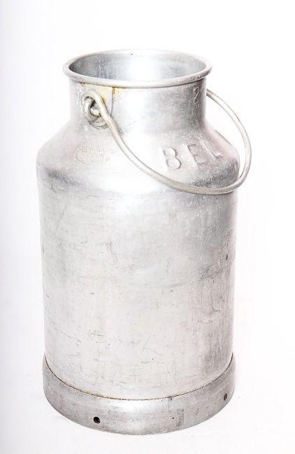 7 best pot lait en aluminium contenance 1 litre 1 2 bidon lait shabby chic cottage. Black Bedroom Furniture Sets. Home Design Ideas