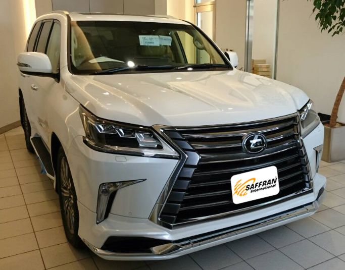 Car ID = SAF- 2507 Lexus Suv 2016 LEXUS LX 570 LX, saffrangroupnz@gmail.com  SAFFRAN INTERNATIONAL