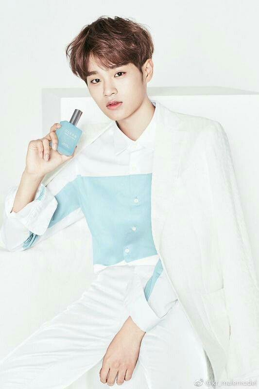 Wanna One - Lee Daehwi X Clean Perfume