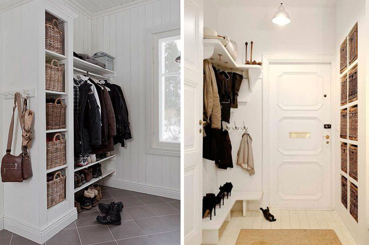 Ideas para decorar entradas con ropero entrada armario for Armario de pared con entrada equipada