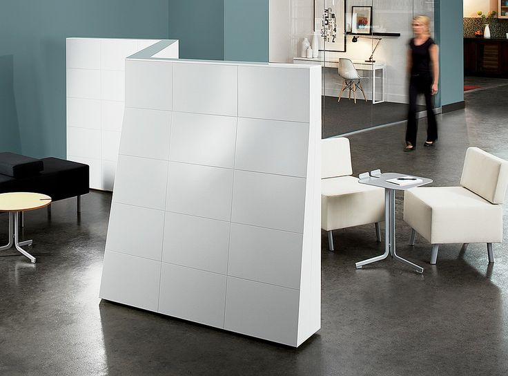 mobile partitions of aluminum composite by george simons office of design for seeyond