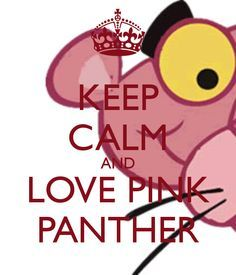 Pink Panther on Pinterest | Pink Panthers, Cartoon and Panthers