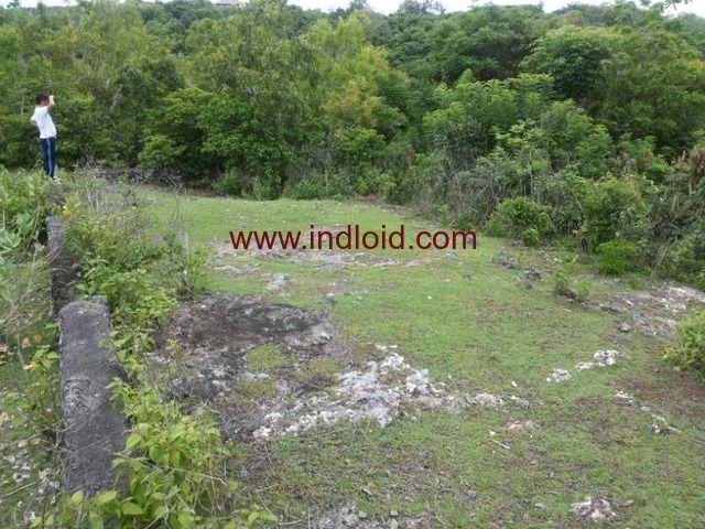Jual tanah di lokasi daerah pantai Nyang Nyang Pecatu  - land for sale in pecatu , nusa dua bali