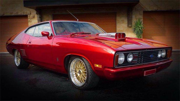 XC Falcon Coupe