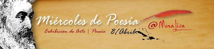 Miércoles de Poesía @ Mona Lisa: Pizza Arte Cerveza, Río Piedras #sondeaquipr #miercolesdepoesia #monalisa #riopiedras #sanjuan #artepr