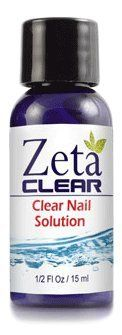 ZetaClear (.5 Oz) Clear Nail Fungus Solution - Brush On Application - http://astore.amazon.com/ourhea05-20/detail/B001438SP6