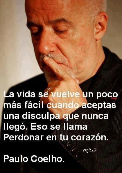 .I love Paulo Coelho....