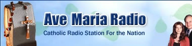 Lots of good, faith-filled conversation and more on Ave Maria Radio.
