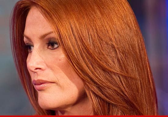 Angie Everhart 							 							 								I Have Thyroid Cancer