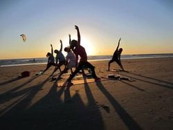 Free Outdoor & Beach Yoga Classes in San Diego & Florida - ScenicYoga