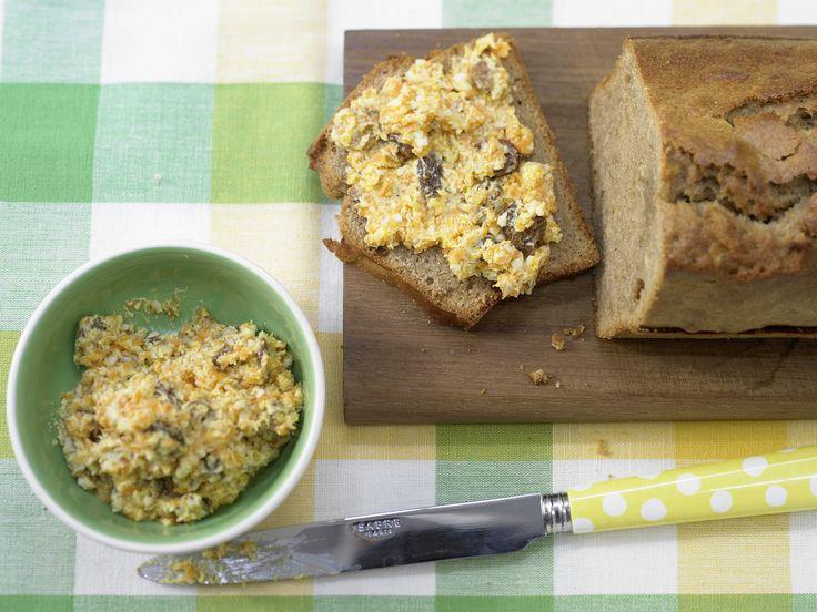 Honigkuchen mit Orangencreme - Kinderfrühstück (1–6 Jahre) - smarter - Kalorien: 248 Kcal - Zeit: 25 Min. | eatsmarter.de Lecker, Honigkuchen!