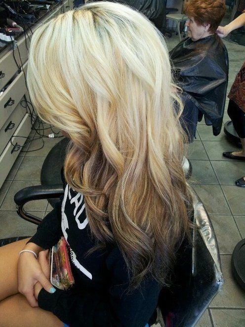 Hair Colors Hair Cuts For Long Hair Cabello Pinterest