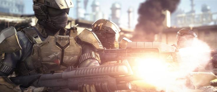 Halo wars gallery /blur studios