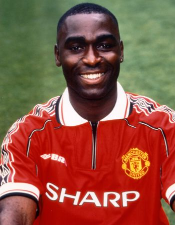 Andrew Cole - Footballer: 4 episodes. 1999-2012.