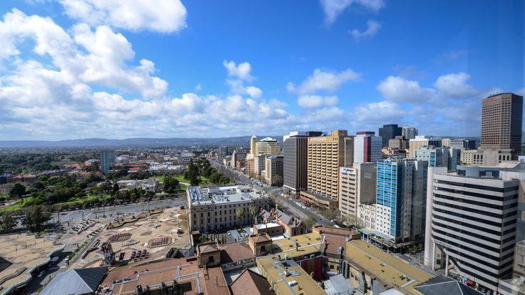 When staying in one of the King Superior Rooms you will be treated to a view of the cityscape and Adelaide Hills.