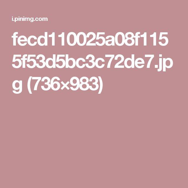 fecd110025a08f1155f53d5bc3c72de7.jpg (736×983)