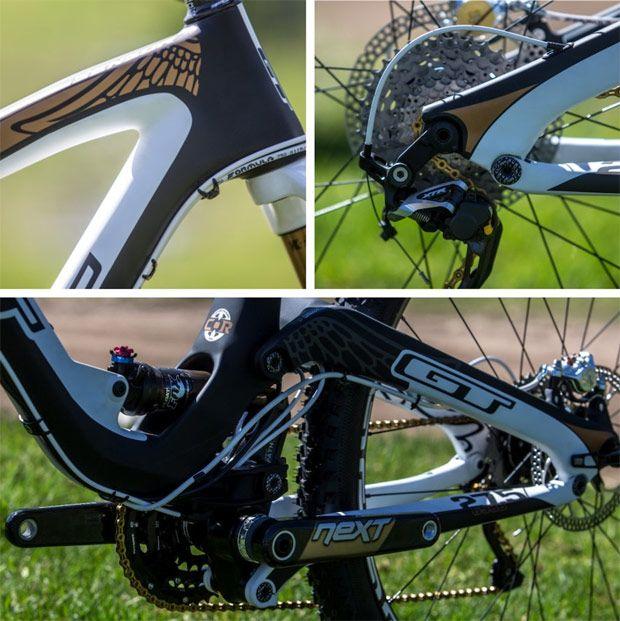 Nuevas GT Force y GT Sensor 650B con sistema de suspensión AOS para la gama 2014 | TodoMountainBike