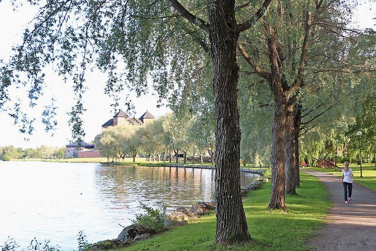 Rantareitin hopeapajut, Hämeenlinna