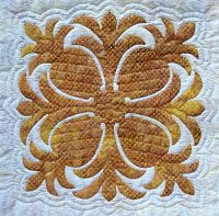 Hawaiian quilt patterns, Hawaiian quilts, kits from Quilt Hawaiian