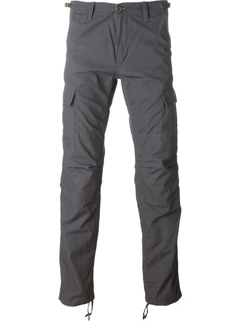 CARHARTT cargo slim trousers. #carhartt #cloth #trousers