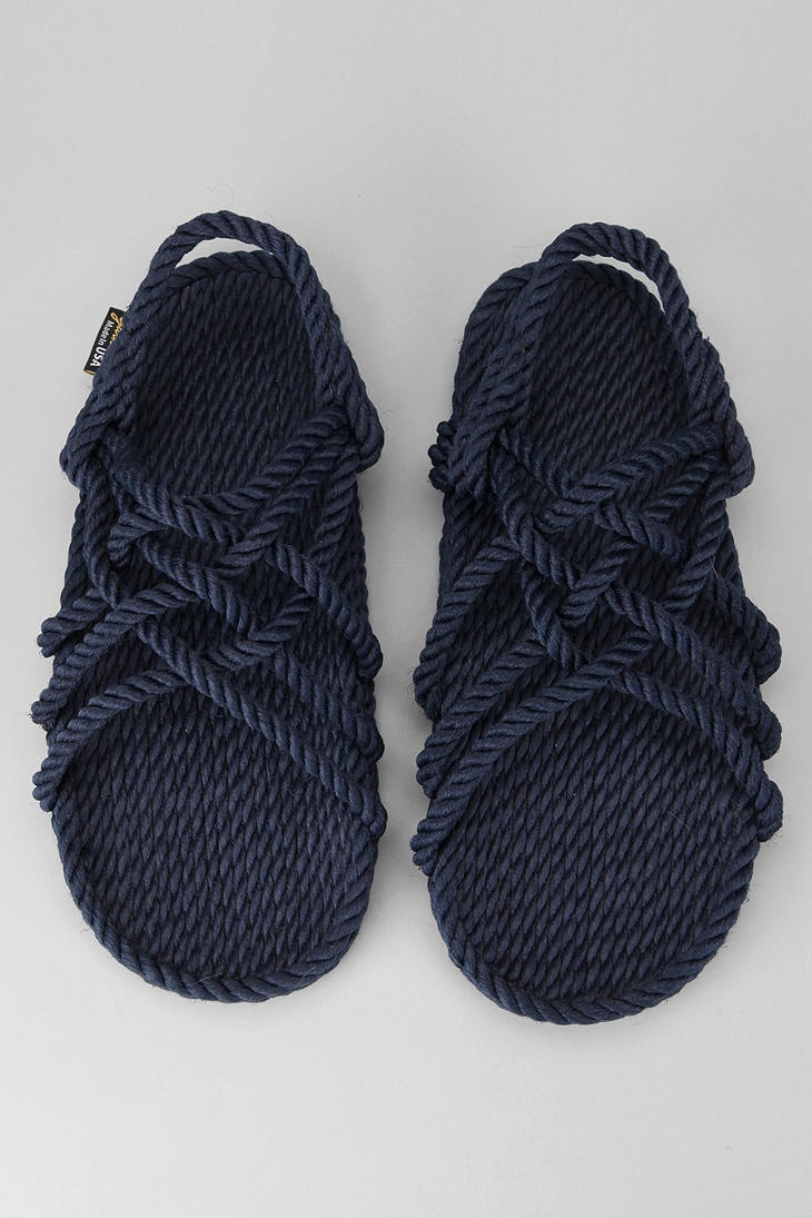 Burkman Bros X Gurkee's Rope Sandal  #UrbanOutfitters