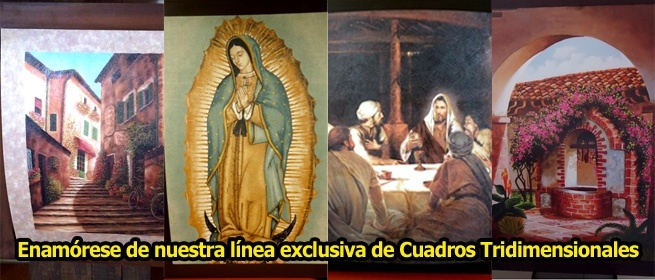 9 best images about cuadros tridimensionales on pinterest country colors and colonial - Cuadros estilo colonial ...