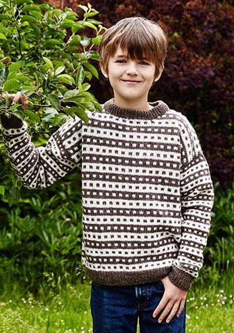 Icelandic Sweater kids 2-12 years